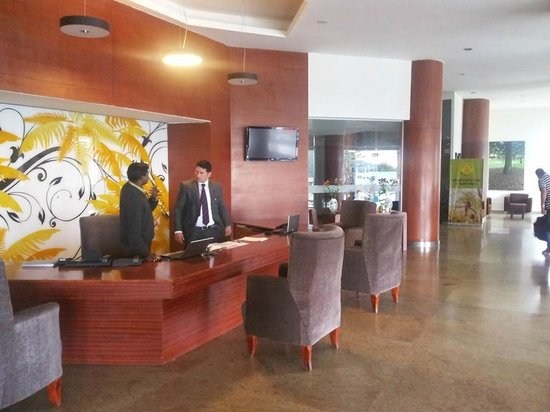 Ooty - Fern Hill, A Sterling Holidays Resort : Decent Lobby