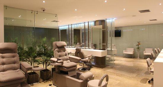 Hotel Club Campestre de Bucaramanga: Sala de Belleza