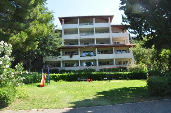 Villas Plat : Appartments at our resort.