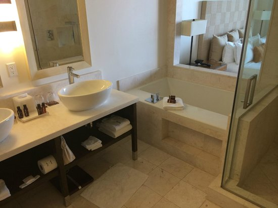Kimpton EPIC Hotel: Nice bathroom