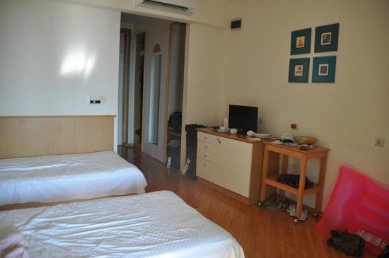 Villas Plat : Our room.