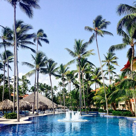 Majestic Elegance Punta Cana: Pool area