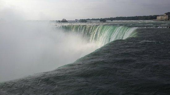 The Mighty Niagara Falls