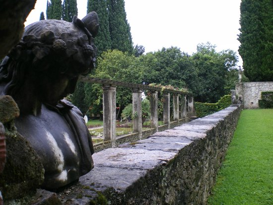 Giardini privati foto di il vittoriale degli italiani for Giardini privati