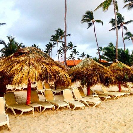 Majestic Elegance Punta Cana: The beach area
