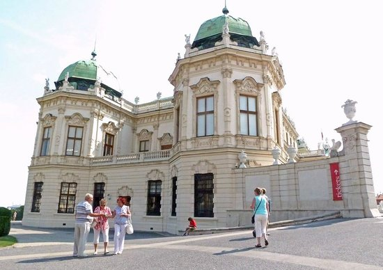 Belvedere Palace Museum : Belvedere Palace