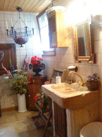 Auberge de Mont Cornu : Le gout du détail et des choses bien faites va jusqu'aux WC