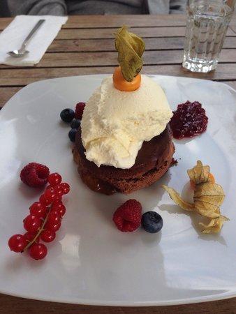 More: Shokoladentörtchen