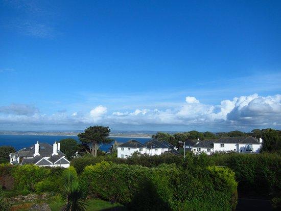 Sea Breeze Bed & Breakfast : la vista dalla finestra
