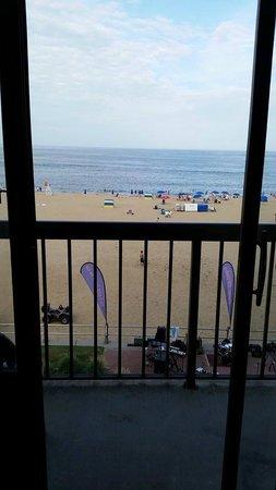 Wyndham Virginia Beach Oceanfront: our view