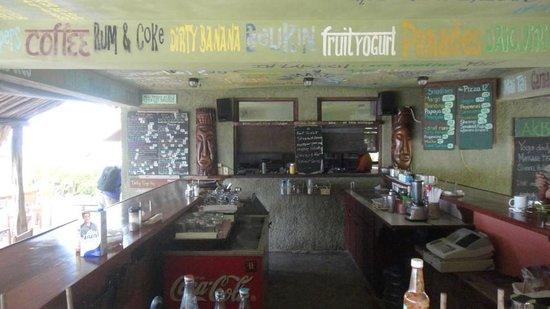 Ak'bol Yoga Retreat & Eco-Resort: Restaurant