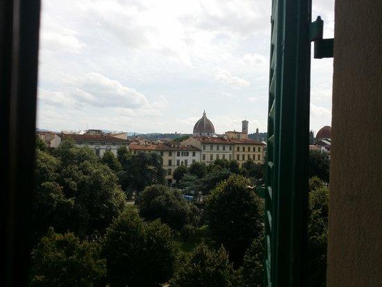 Hotel Andrea: La vista dalla camera
