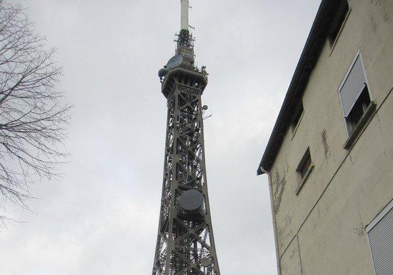 La Tour Métallique de Fourvière
