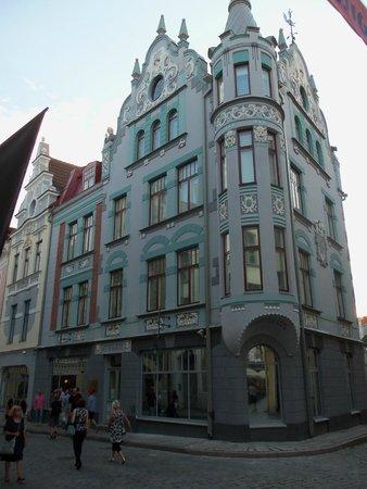 Tallinn Old Town: Old Town