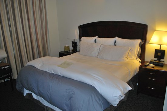 Marriott Vacation Club Pulse, New York City: letto king size