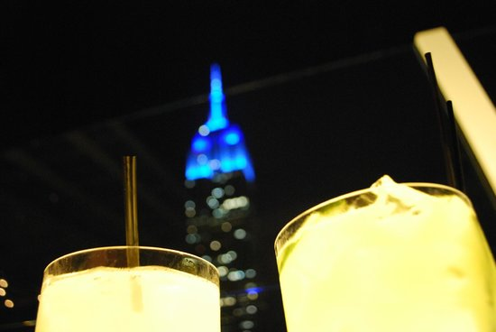 Marriott Vacation Club Pulse, New York City: top of the strand