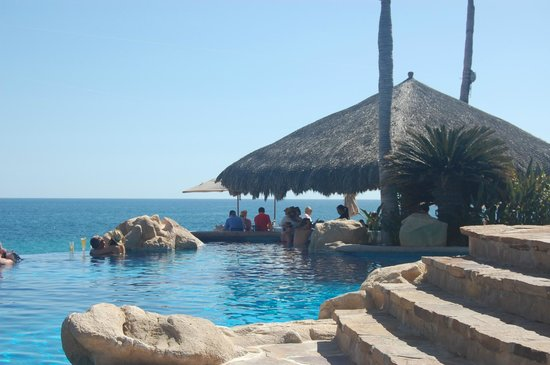 One & Only Palmilla: View from the pool.