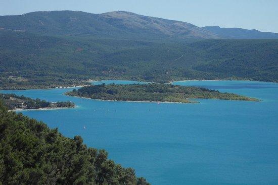 Lac de Sainte-Croix: Lago