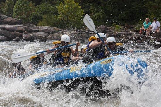 Wildwater Rafting - Ocoee : I wanna go back soon.....