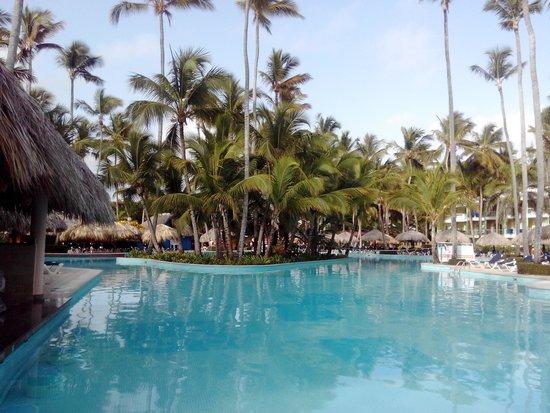 Grand Palladium Punta Cana Resort & Spa : piscina