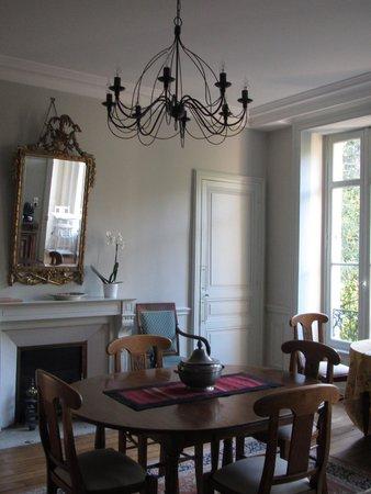 Maison de la Garenne : Breakfast Room