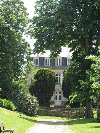 Maison de la Garenne : View from the Park