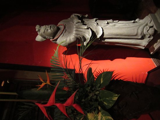 Hotel Tugu Bali: 中国系のアンティーク