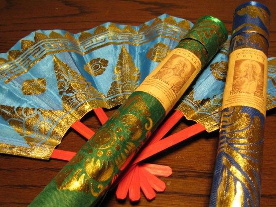 Hotel Tugu Bali: TUGU BALIからのプレゼント