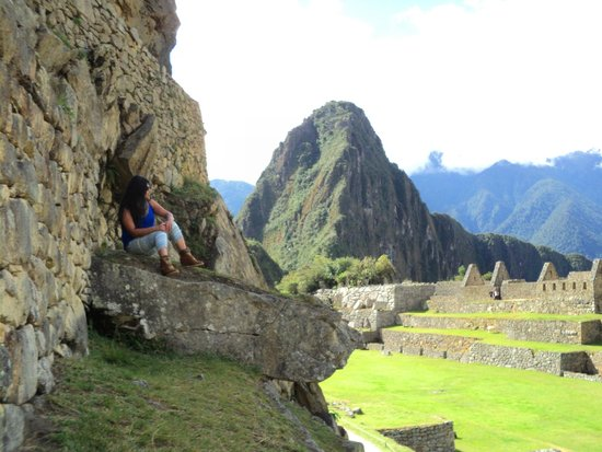 Santuario Histórico de Machu Picchu: Relax
