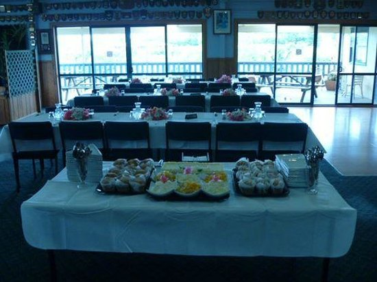 RSL Bistro: We can cater for all functions and events