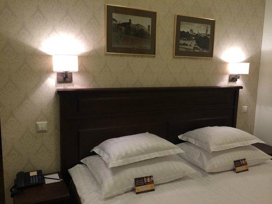 von Stackelberg Hotel Tallinn: Номер