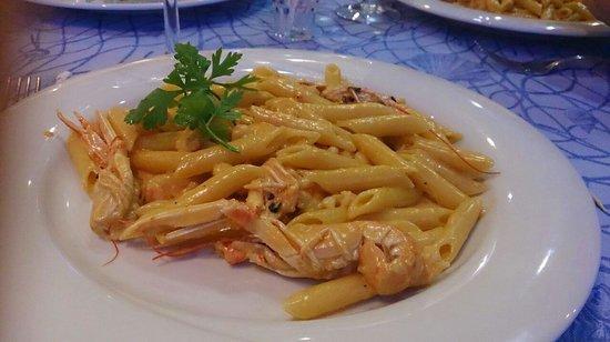 Piccolo Hotel: pasta