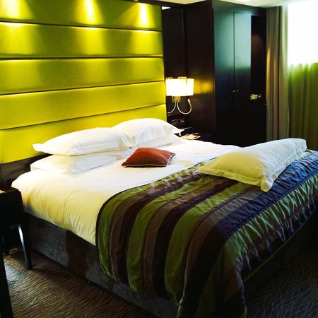 The Montcalm at the Brewery London City: Double room