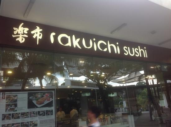 Rakuichi Japanese Restaurant Singapore