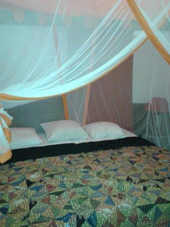 Le Jardin Maore: La grande chambre