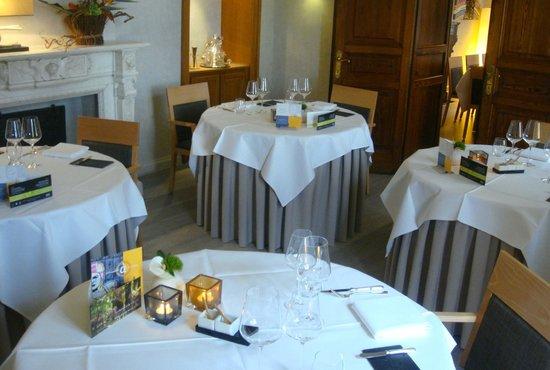 Chateau de Strainchamps : La toute belle salle à manger