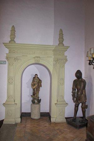 Parador de Ubeda: Inside