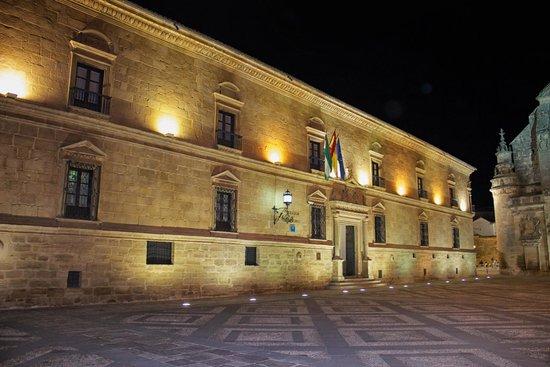 Parador de Ubeda: Exterior