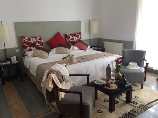 Les Jardins de la Medina: notre chambre
