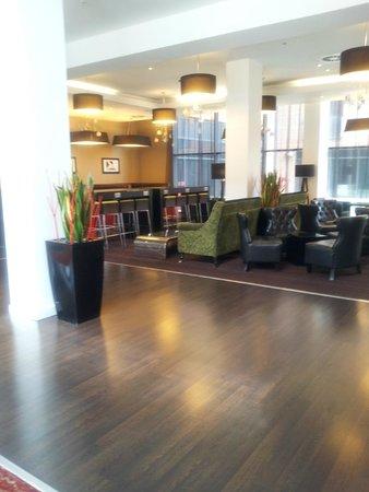 Hampton by Hilton Liverpool City Centre : Foyer