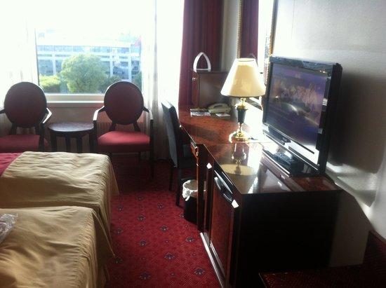 Thon Hotel Opera: Bedroom