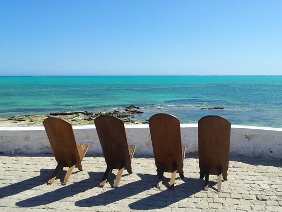 Salary Bay: dalla terrazza del ristorante/bar