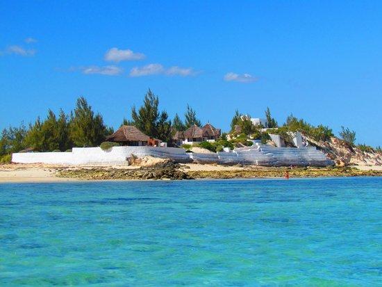 Salary Bay: struttura vista dal mare