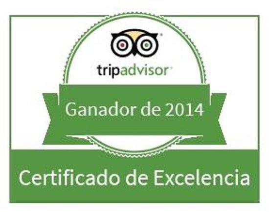 La Habichuela Centro: Excelencia 2014