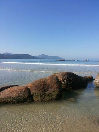 Pousada Baia das Conchas: Praia
