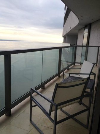 The Bahia Grand Panama: Balcony
