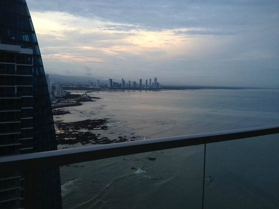 The Bahia Grand Panama: Panama Bay view