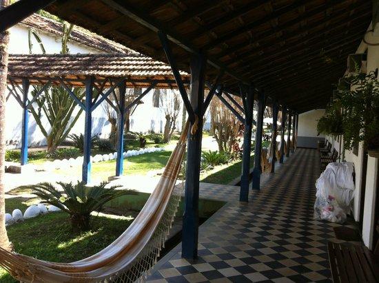 Hotel Fazenda Villa-Forte: Vista dos quartos