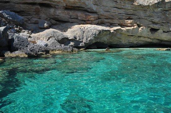 Баунеи, Италия: Cala Mariolu