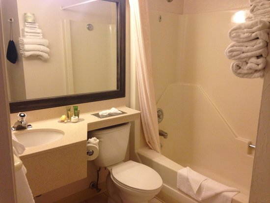 Bayside Resort Hotel : Bathroom